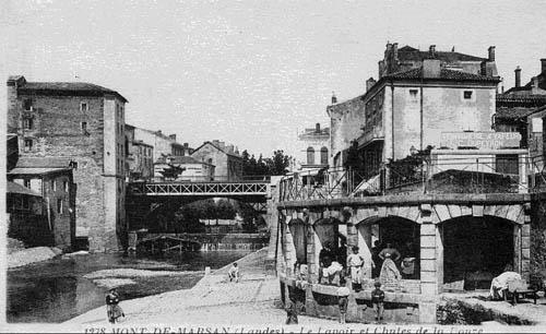 Le lavoir de la midouze for Garage peugeot la madeleine
